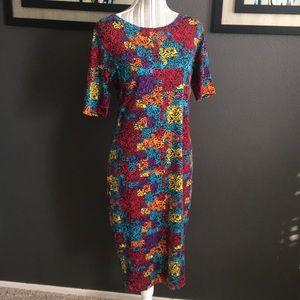 🔥 1 hr SALE - LuLaRoe Julia dress